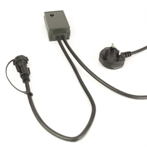 ConnectPro FL042 2m Black Starter Cable with LED Dimmer Controller